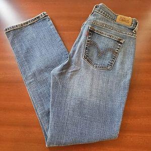 EUC Levi's 505 Straight Leg